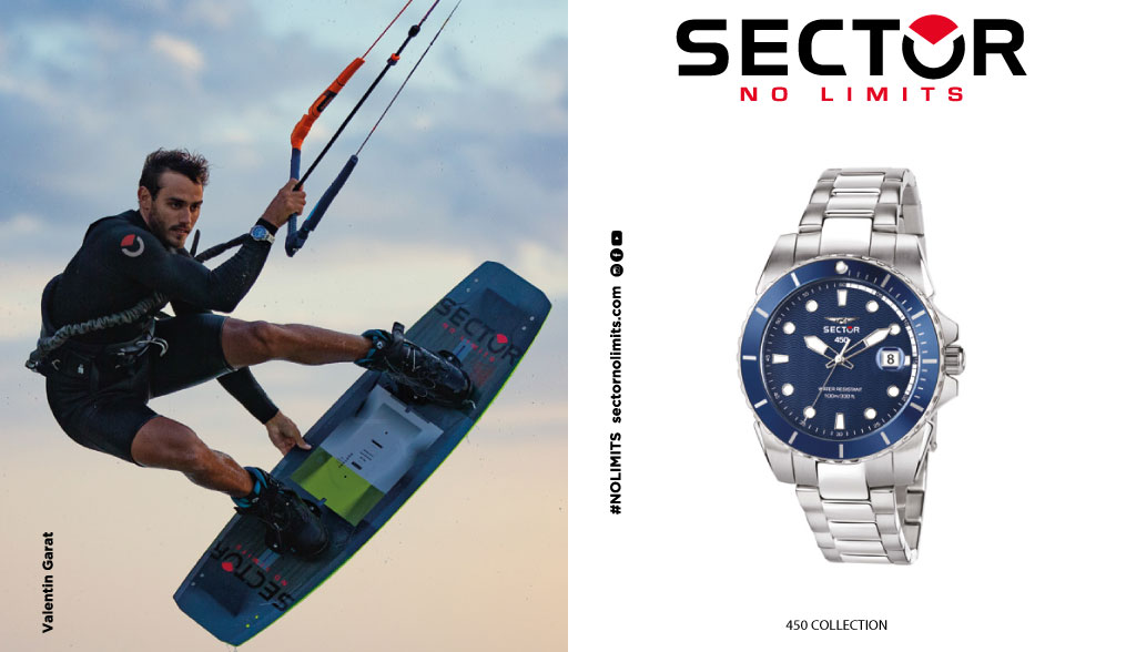 orologi e gioielli sector